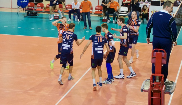ACH Volley beats local hero Mladost Proenergy