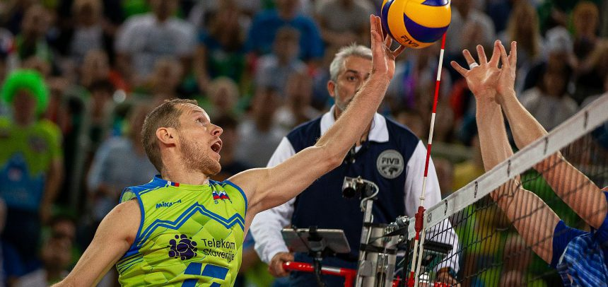 EuroVolley: MEVZA members Slovenia and Czech Republic advance to round of 16