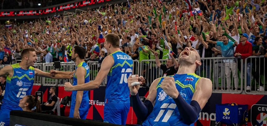 2021 Schedule with Slovenia's men builds anticipation for VNL return