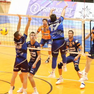 ACH Volley back to winning ways with victory at Maribor
