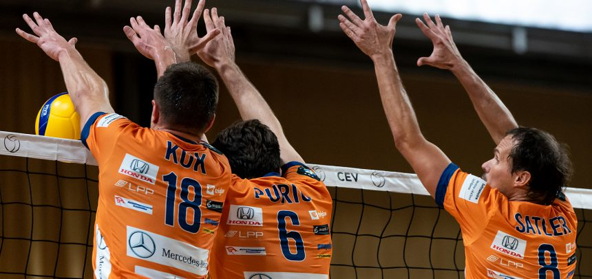 ACH Volley claimed impressive win at Kastela
