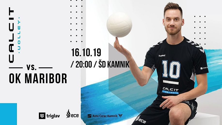 PHOTO © Calcit Volley Kamnik