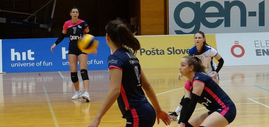 GEN-I Volley look forward to their MEVZA League debut against Calcit Volley