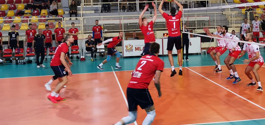 Mladost Zagreb beat rookies Brcko to take the lead