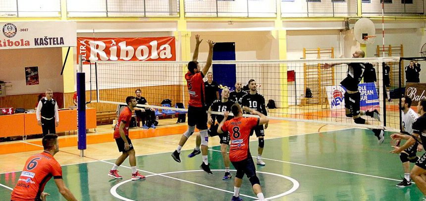 Calcit Volley stay unbeaten after win at Kastela