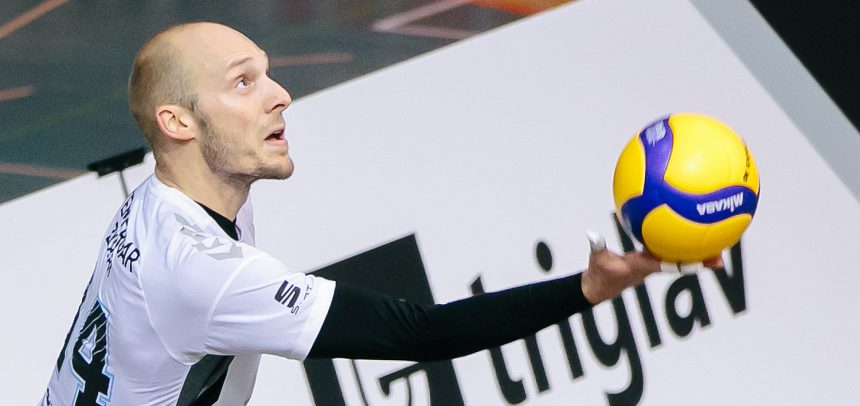 Calcit Volley KAMNIK just a step away from reaching Final Four tournament after win in Zwettl