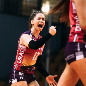 Change at the top of the table in the women's competiton