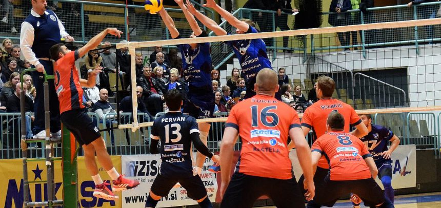 Newcomers OK MARIBOR overpower KASTELA to claim first MEVZA League win