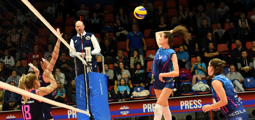 Mladost ZAGREB end losing streak at Banjaluka Volley