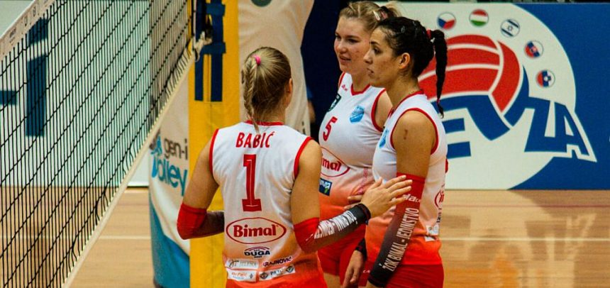 Women's MEVZA League: ZOK Bimal-Jedinstvo BRCKO book last Final Four spot
