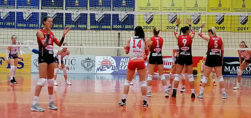 Nova KBM Branik overpower ZOK Bimal-Jedinstvo in five sets