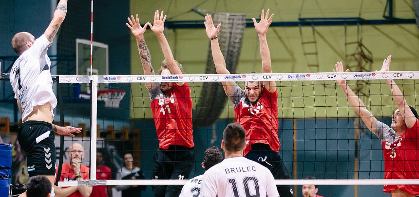 ACH Volley recapture top spot, while Waldviertel surprise at Calcit Volley