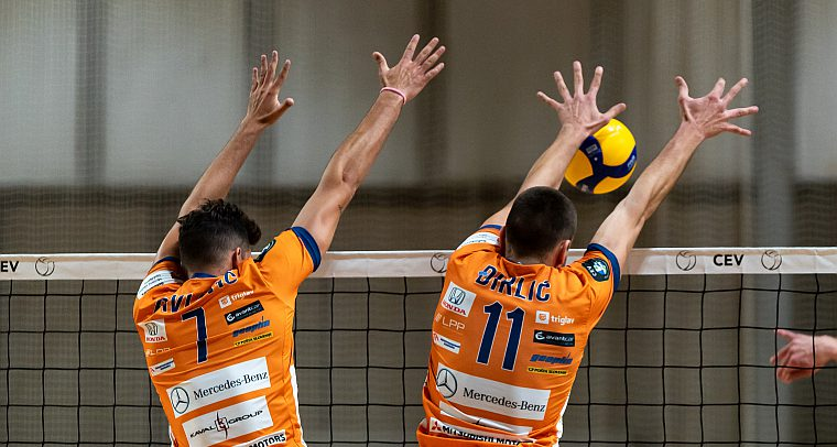 ACH Volley back on top, GEN-I Volley moved up to third place
