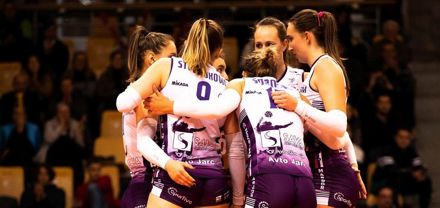 KAMNIK and MARIBOR to battle for women's MEVZA League crown
