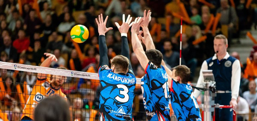 European Cups, all results: ACH Volley overpower Russia's national champions Kemerovo in tie-breaker!