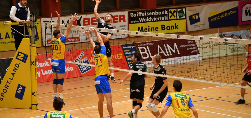 AICH/DOB back on track after dispatching Final Four hosts WALDVIERTEL