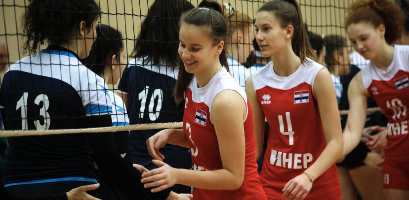 Many favorites at the Women's U17 Middle European Championship