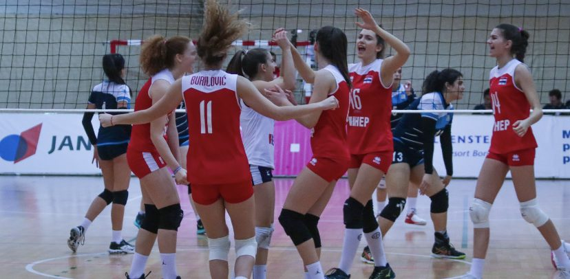 Organisers of #EuroVolleyU19W confirm their readiness to host the event