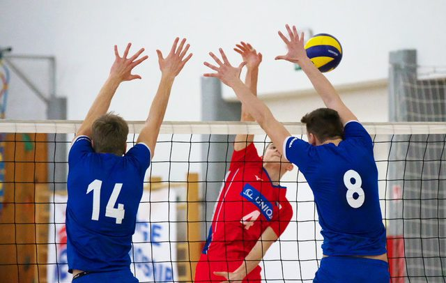 U18 Czech Men win the Middle European Championship and secure a EuroVolley ticket