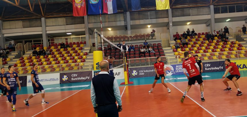 ACH Volley LJUBLJANA edge Mladost ZAGREB in tie-breaker