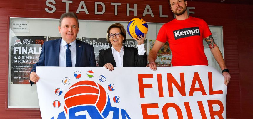 MEVZA League Men – Final Four teams ready for season's showdown in Zwettl