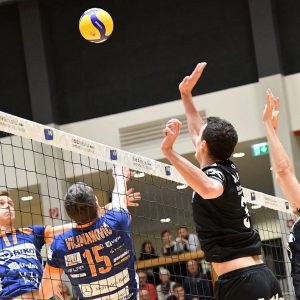 Mladost ZAGREB and ACH Volley LJUBLJANA to battle for men's MEVZA League crown