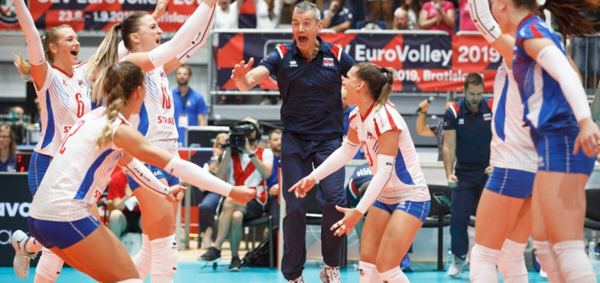 Slovakia's stars celebrated at online Volleyball Gala