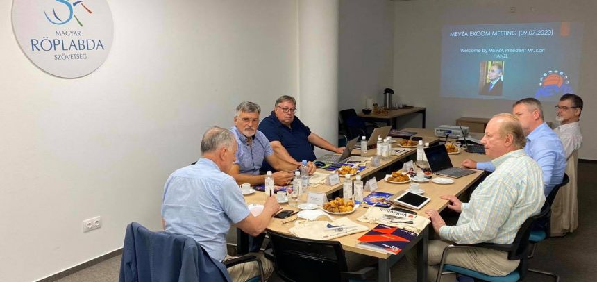 MEVZA's Executive Committee meets for the first time in Hungary