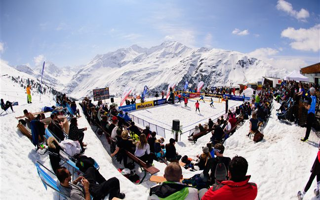 Event organisers invited to join 2021 edition of Snow Volleyball Tour!?