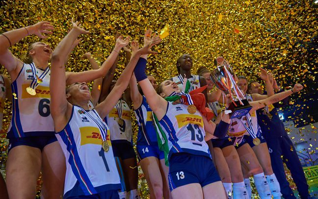 #EuroVolleyU19W Final Round to go ahead as planned in late August