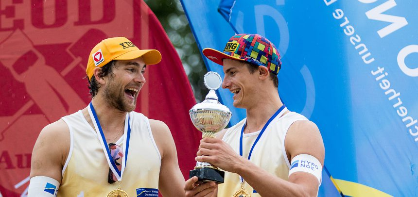 Strauss twins and Seidl/Waller triumph at the HYPO NOE Champions Cup Finals