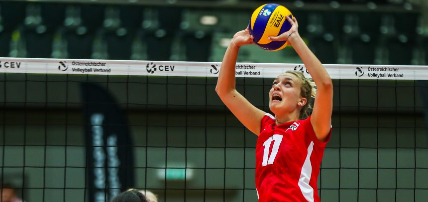 Austrian rising star Dana Schmit moves to France to join top club Volero LE CANNET