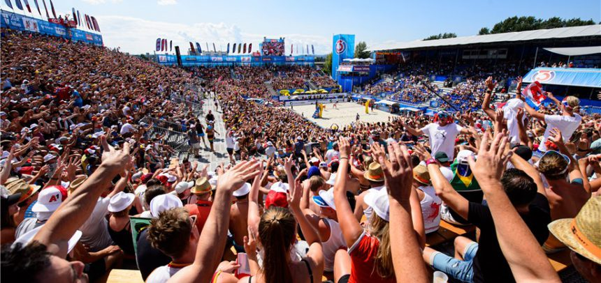 Austrian events highlight this week in FIVB World Tour history