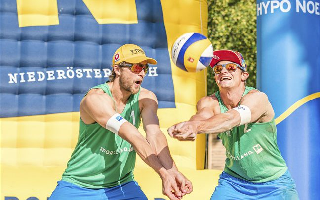 Austrians look forward to competing against star-studded field in Baden