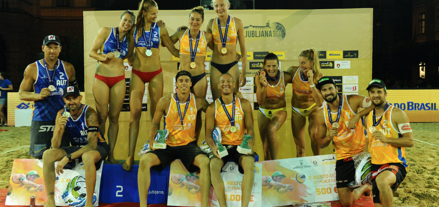 World Tour looks ahead to events in Baden and Montpellier