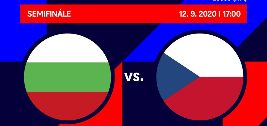 Czech Boys live on Youtube in the semifinals of #EuroVolleyU18M