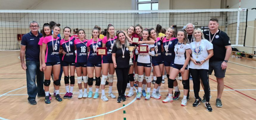 OK Zadar and OK Split triumph at Croatia's young cadet national championships
