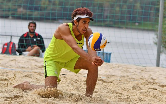 Team from Cyprus among the contenders for the #EuroBeachVolleyU20 title