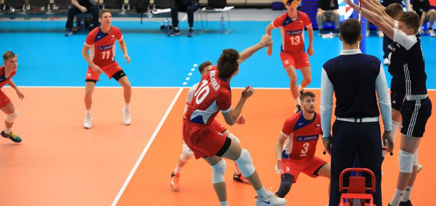 After the loss against Poland, Czech Republic has one more match left for a win at the #EuroVolleyU20M