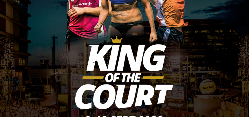 Mañas/Schweiner (CZE) in the group with the World No.1 at the King of the Court