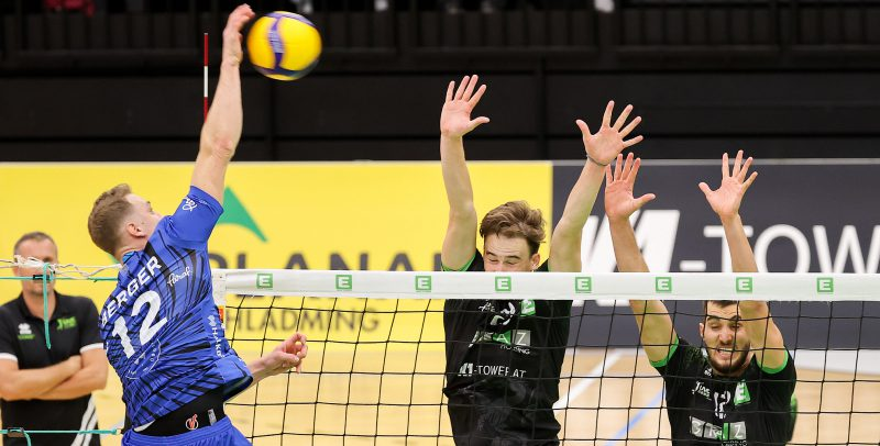 UVC Graz suffer home loss to Halkbank Ankara in CEV Challenge Cup opener