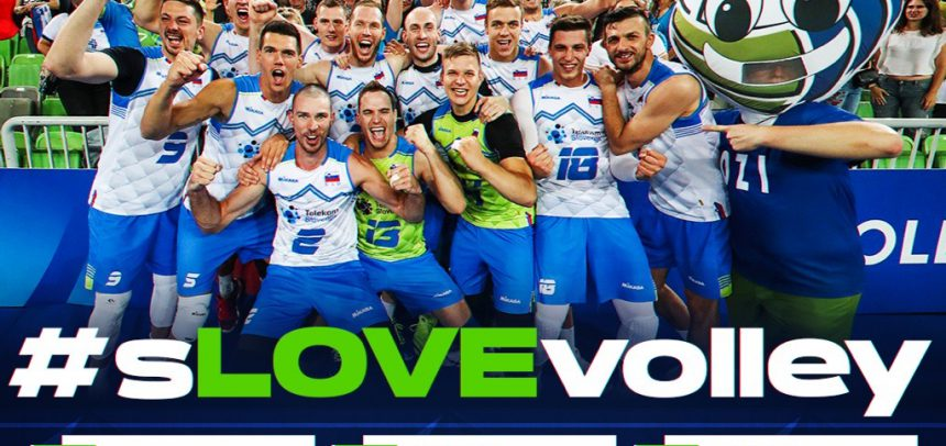 Slovenia's brilliance replayed on FIVB's Youtube channel