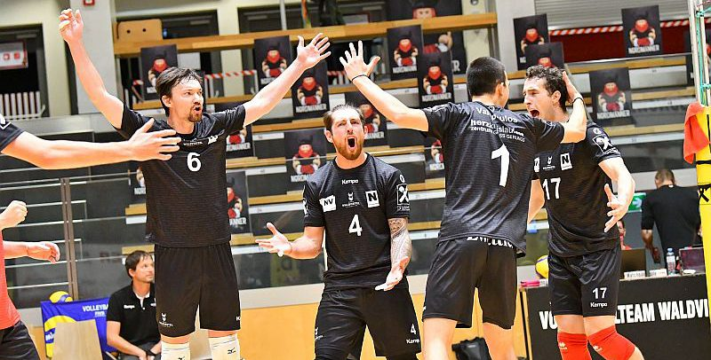 MEVZA League preview: Defending champions ACH Volley host last season's bronze medallists Union Waldviertel