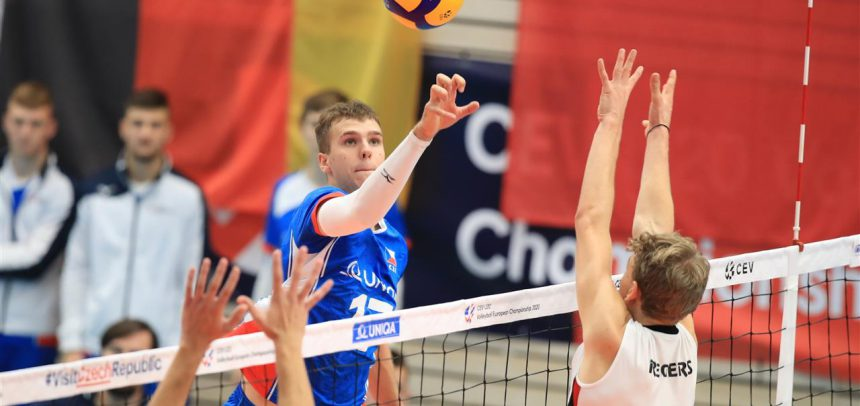 No win for Czech Republic at the home #EuroVolleyU20M