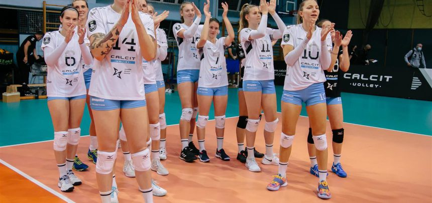 Preview of Calcit Volley KAMNIK and their 2021 Champions League Pool B