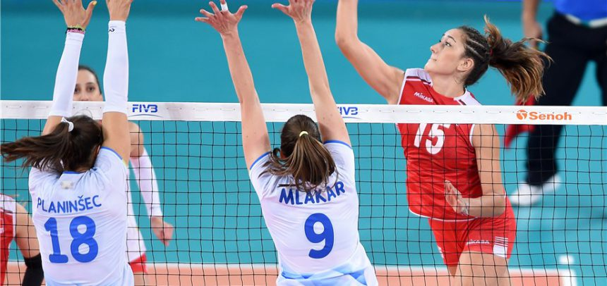 The rise of Slovenia's new generation to be viewed again in FIVB Video Replays