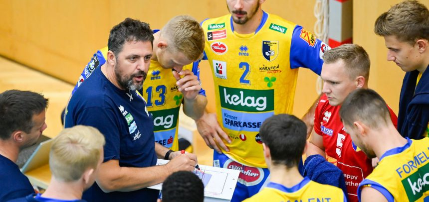 Zadruga AICH/DOB eager to play home CEV Cup double-header