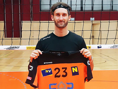 Tobias Winter ends Beach Volleyball career to return to play indoors