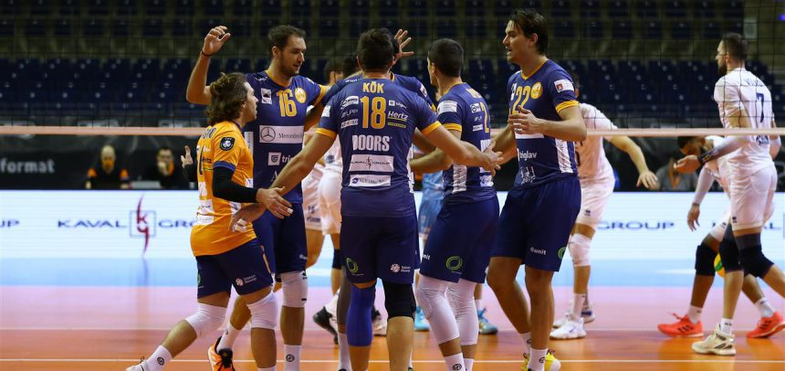 ACH Volley an equal opponent to the big Zenit Kazan