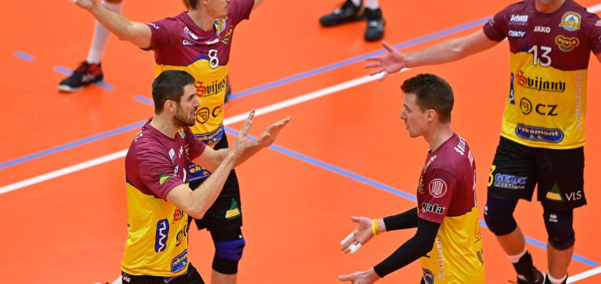 A couple of MEVZA Teams looking to advance to CEV European Cups semifinals